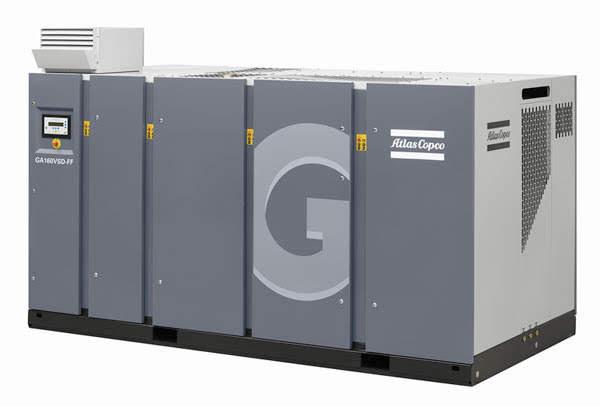 GA 160 در مدل های ۷/۵، ۸/۵، ۱۰ و ۱۴ بار ساخته میشود.