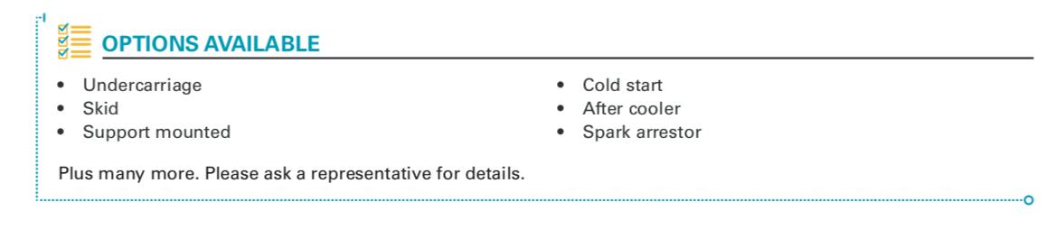 استارت سرد برای آب و هوای سرد و افتر کولر برای جداسازی ابتدایی ذرات آب است.