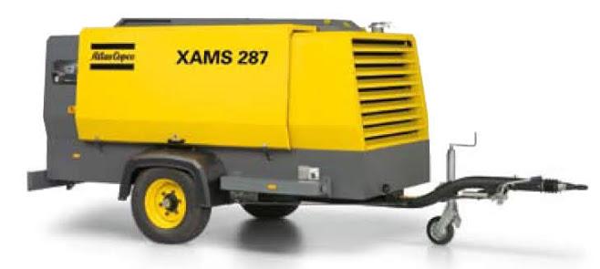 تصویری از کمپرسور XAMS 287